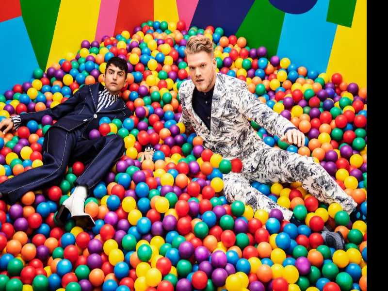 Watch: 'Bad 4 Us' Video by Gay Pentatonix Members of Superfruit