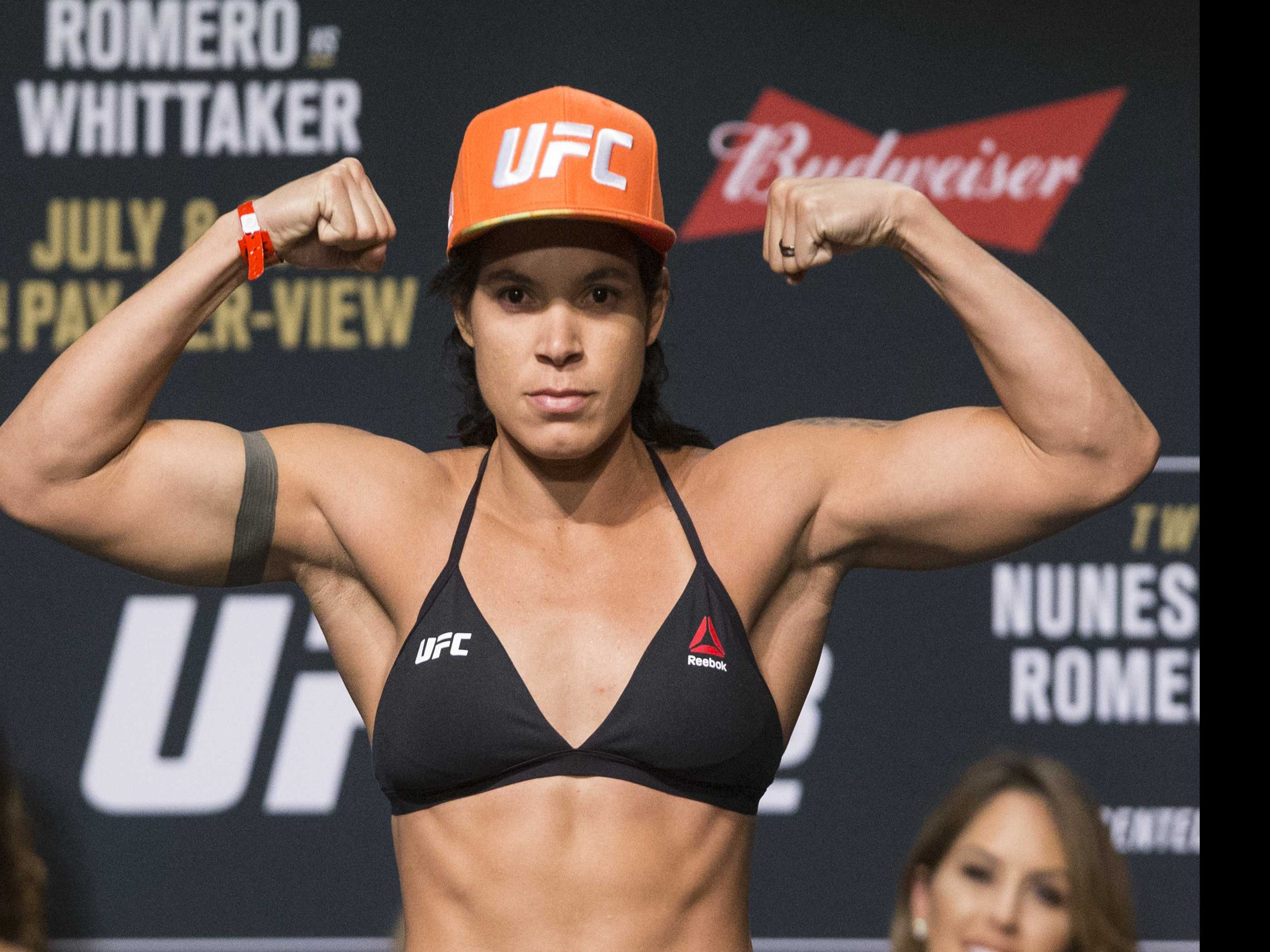Champ Amanda Nunes Hospitalized; UFC 213 Main Event Scrapped