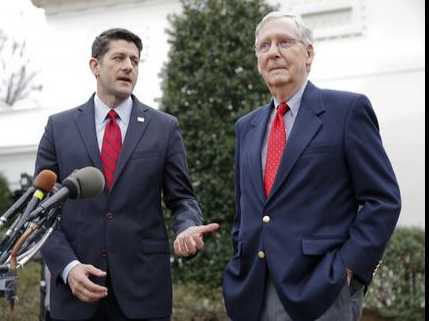 Battles Over Health Care, Budget Await Congress' Return