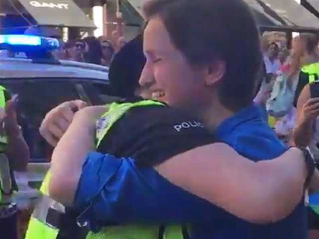 Watch: Woman's Proposal to Cop Girlfriend at London Pride Goes Viral