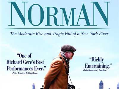 Review :: Norman: The Moderate Rise and Tragic Fall of A New York Fixer