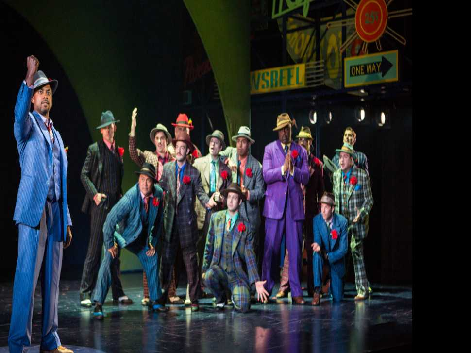 Review :: Guys & Dolls
