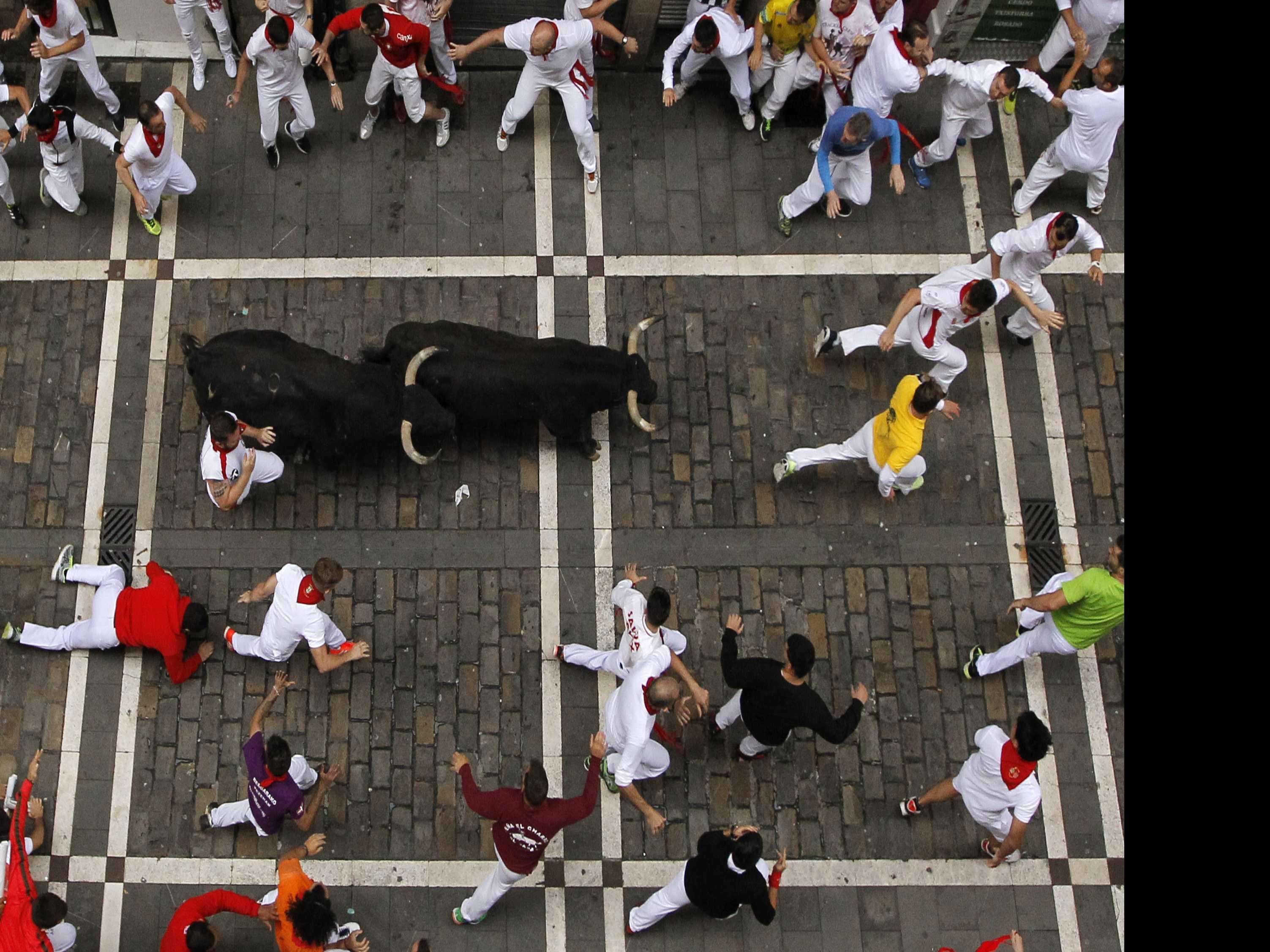 Spain's Running of the Bulls: Day 5