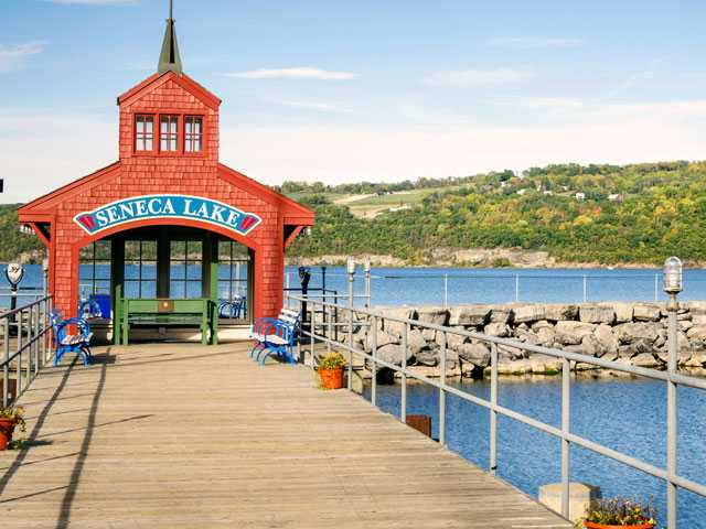 Finding Food and Fun in the Finger Lakes