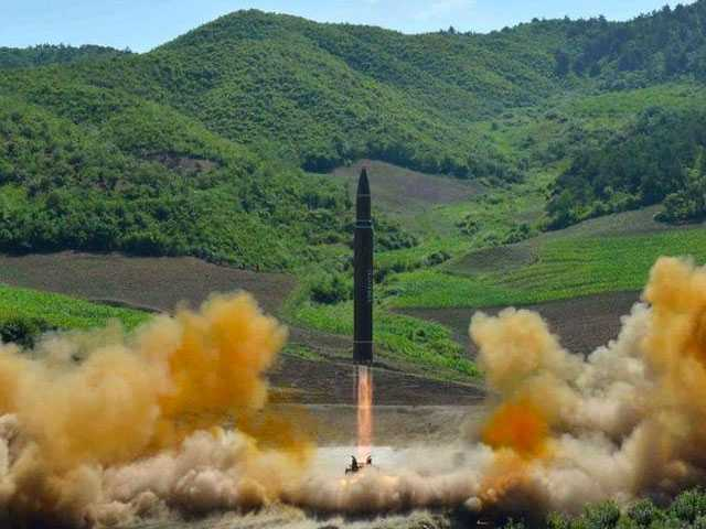 Missile Wars: Where North Korea Stands After ICBM Launch