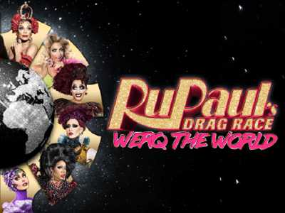RuPaul's Werq The World Tour Comes to America