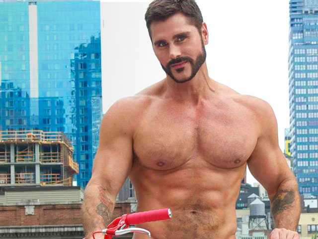 HIV Activist Jack Mackenroth Utilizes Best 'Assets' to Raise $75K for HIV/AIDS