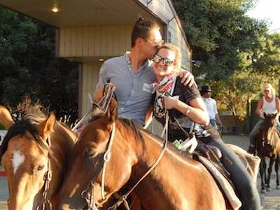 12th Annual Saddle Up Raises Funds for The Life Group LA