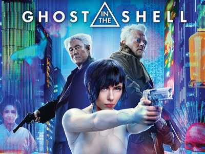 Review :: Ghost in the Shell