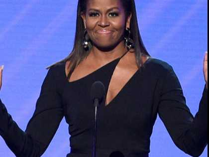 Michelle Obama Earns Loud Ovation from Athletes at ESPYS