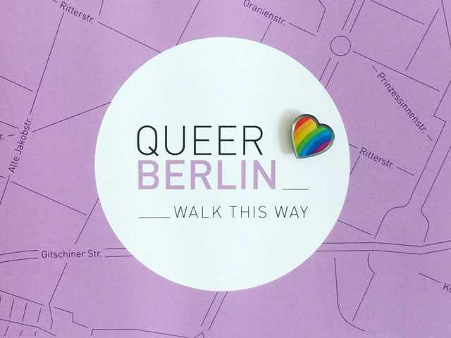 QueerBerlin Map: Best LGBT Hotspots and Walking Tours