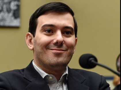 'Pharma Bro' Spotted at Yiannopoulos Book Launch Party