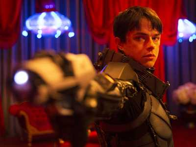 Review :: Valerian and the City of a Thousand Planets