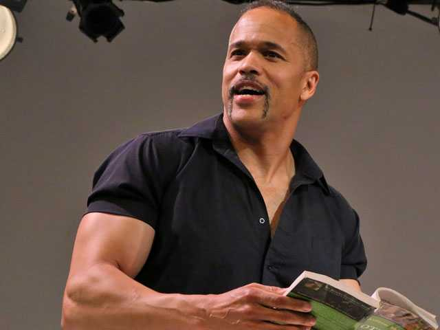 Beyond the Bard, Complexities and Questions :: Keith Hamilton Cobb on His Play 'American Moor'