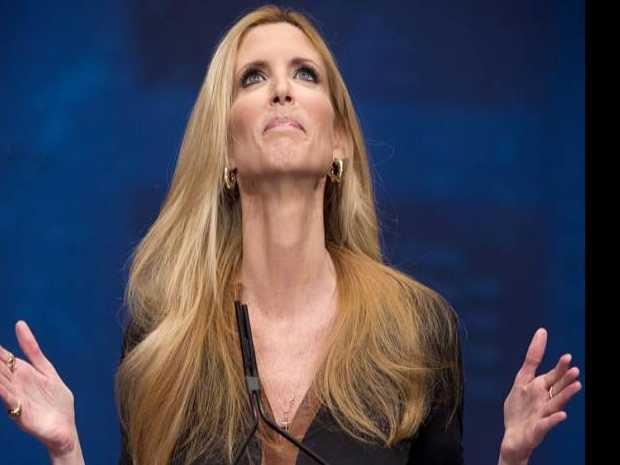 Coulter Tweets Her Displeasure with Delta Amid Seat Dispute