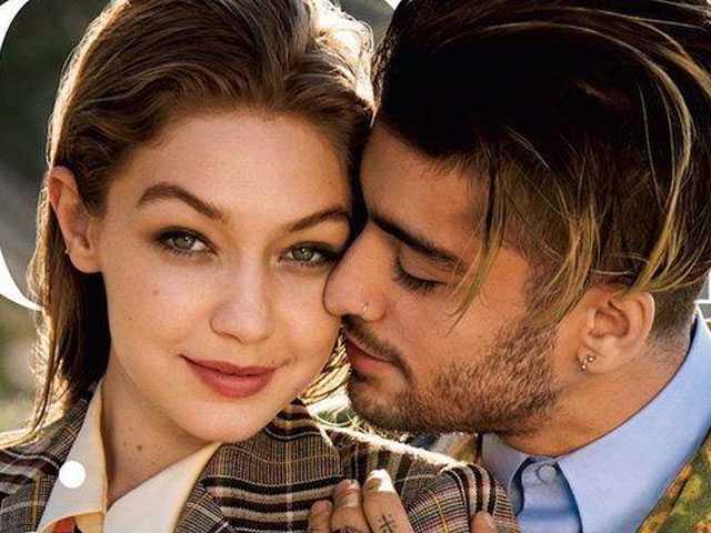 After Twitter Backlash, Vogue Apologizes for Calling Zayn & Gigi Hadid Story 'Gender Fluid'