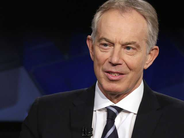 Tony Blair Says Brexit Must Be Stopped to Halt Harm to UK