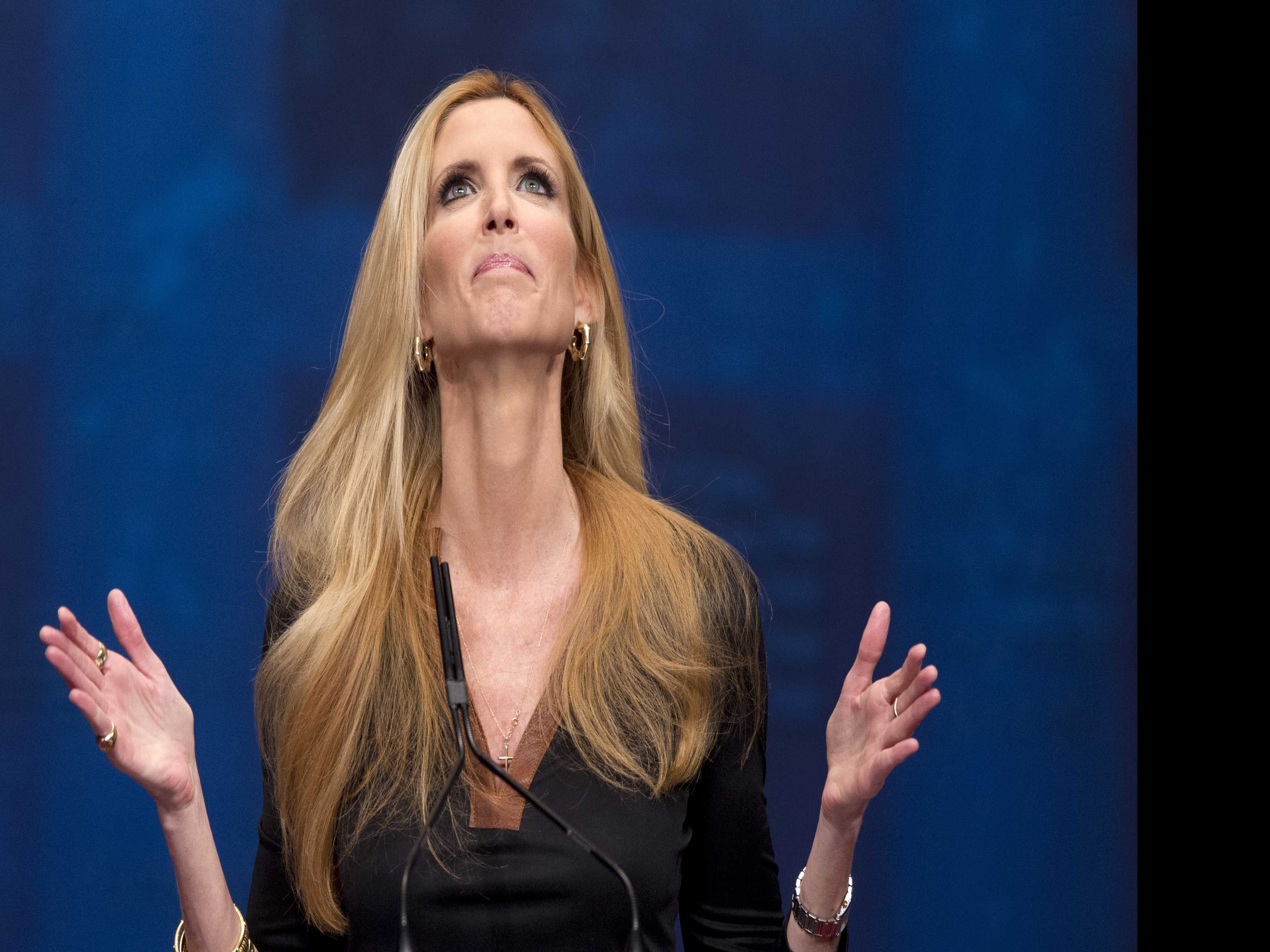 Delta to Ann Coulter: Your Insults Are 'Unacceptable'