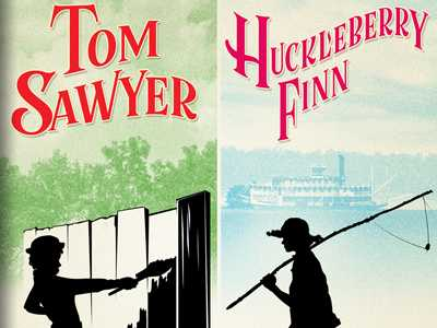 Review :: Tom Sawyer/Huckleberry Finn