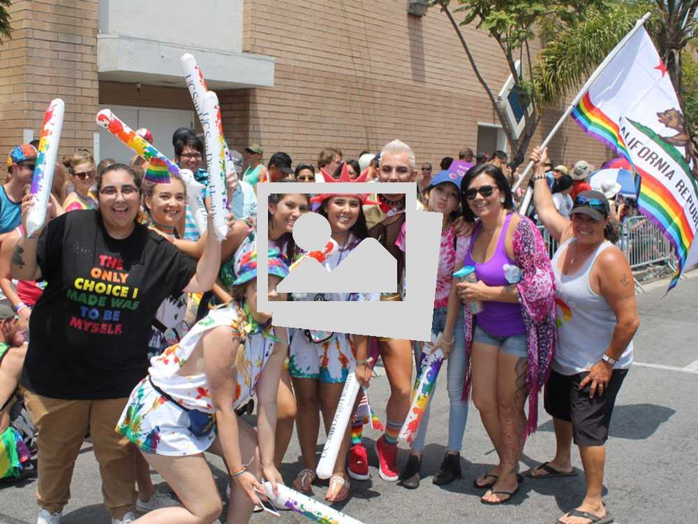 San Diego Pride Parade Part One :: July 15, 2017