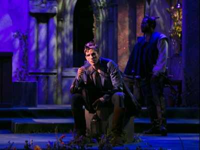 John Zdrojeski Talks 'Romeo  and Juliet' on the Common