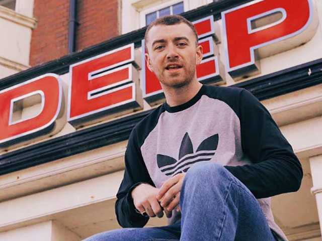 PopUps: Is Sam Smith Teasing a New Music Video?