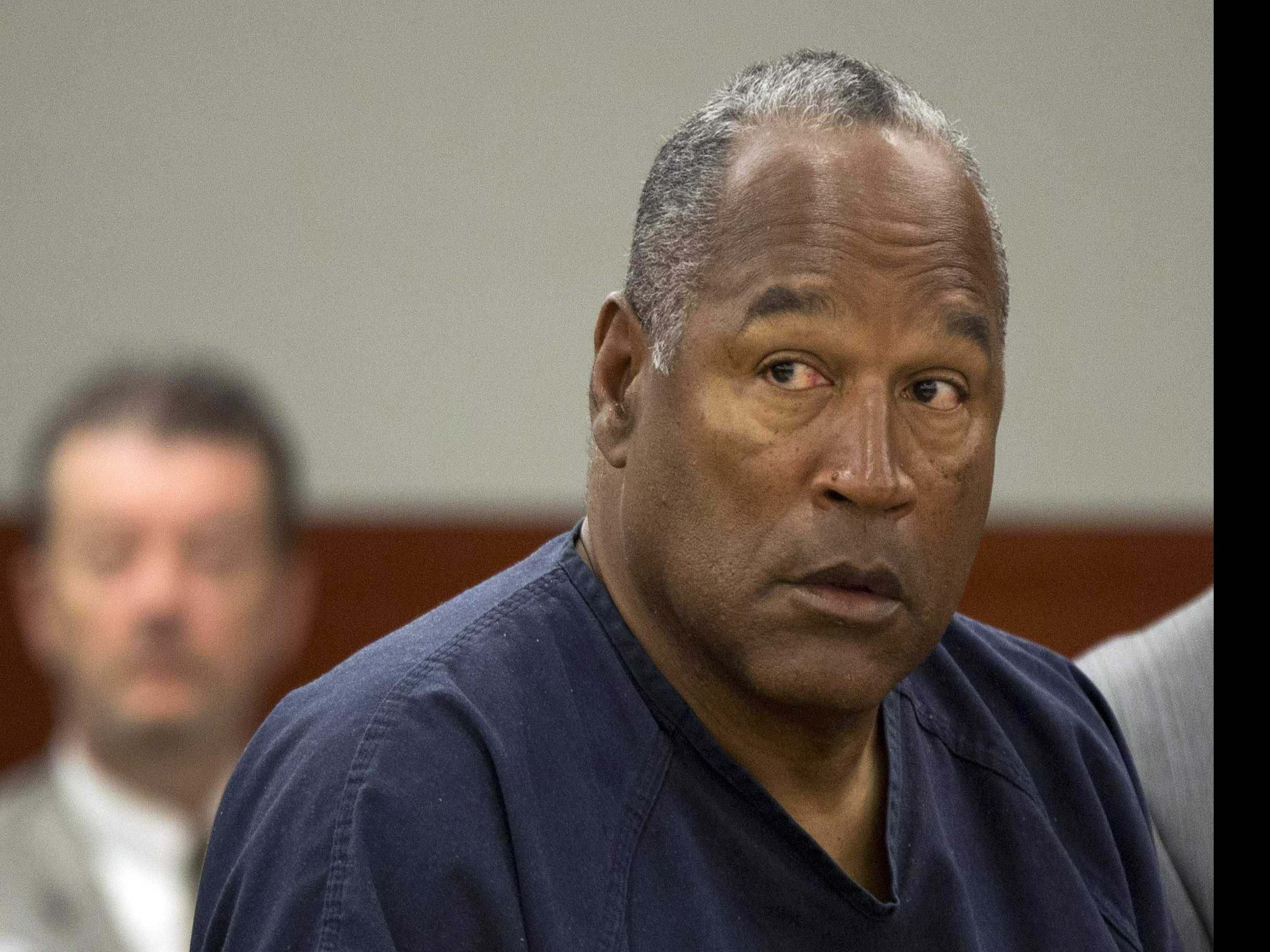 On Eve of Parole Hearing, O.J.'s Cell Masturbation Episode Could Derail Hopes of Freedom