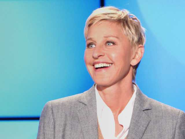 Ellen DeGeneres Among TV's Highest-Paid Stars