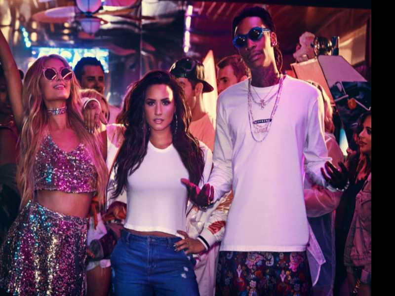 Watch: Demi Lovato's New Music Video for 'Sorry Not Sorry'