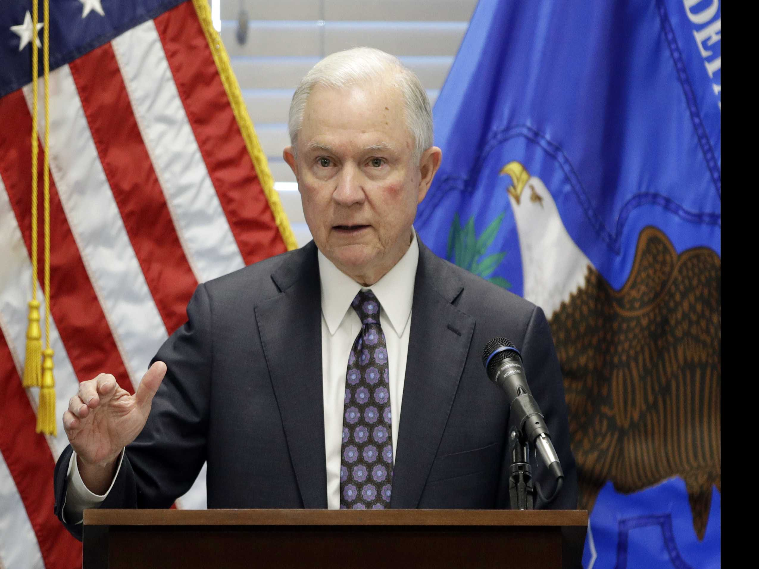 Trump's Critique of Sessions Reflects Long-Held Frustrations