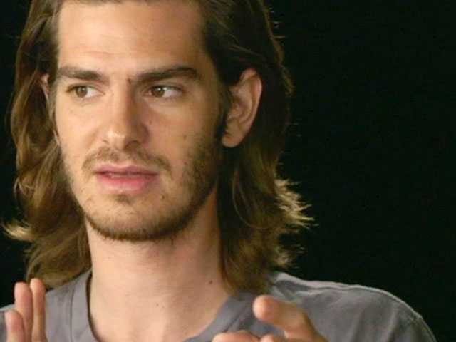 After Backlash, Andrew Garfield Says Comments On Being Gay Were Taken Out of Context