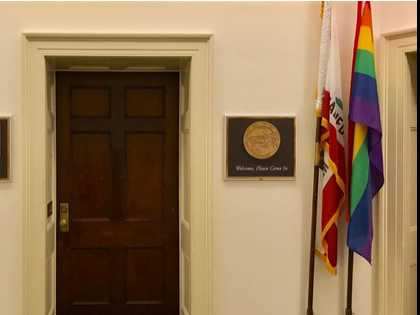 Man Sues 4 Members of Congress for Displaying Pride Flags, Claims Gay is a 'Religion'