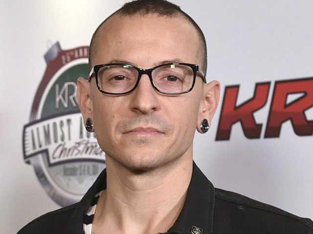 Linkin Park Frontman Chester Bennington Dies in LA at 41
