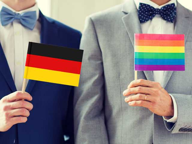 German President OKs Gay Marriage Law, Takes Effect in Fall