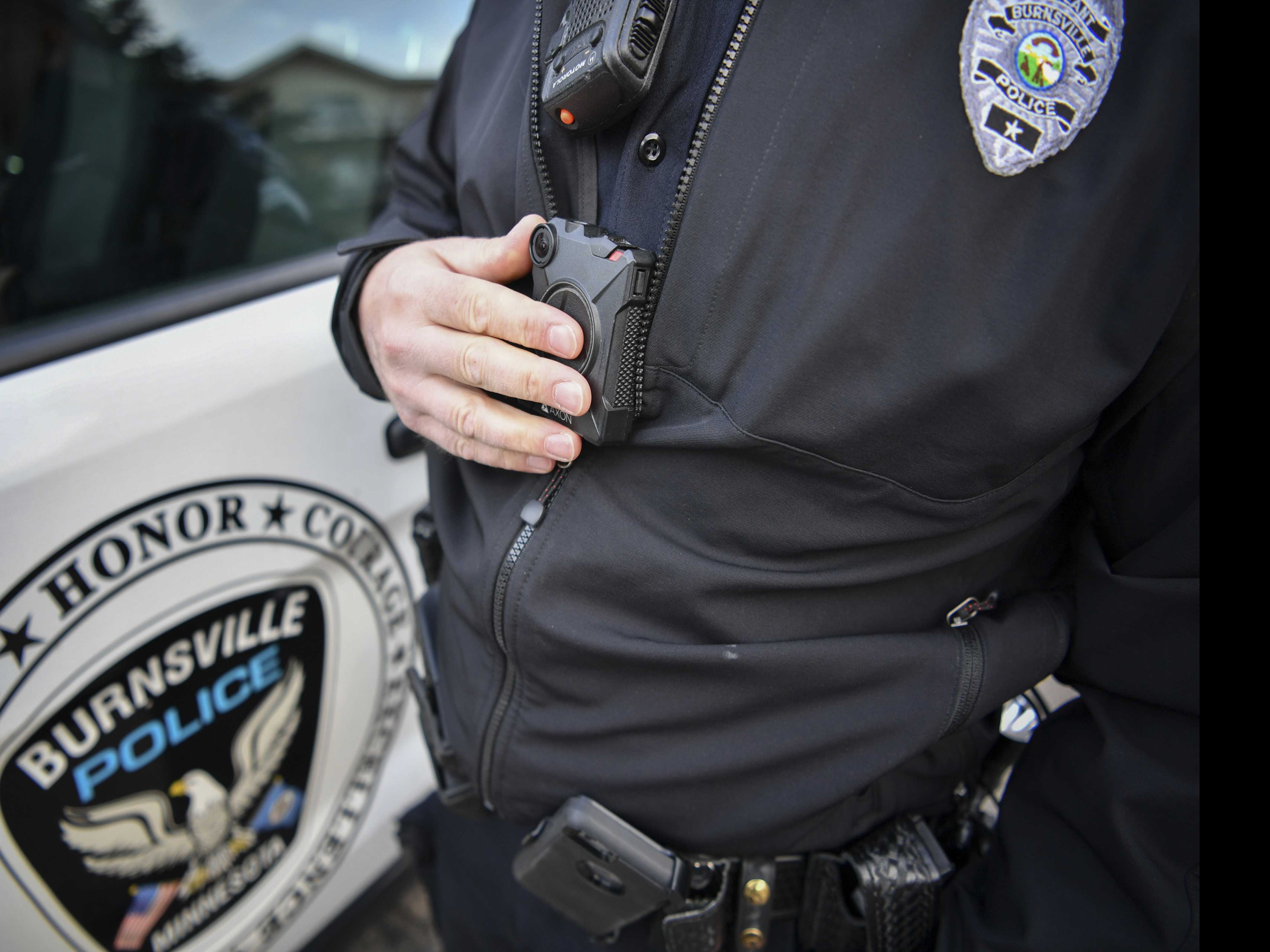 Minnesota Shooting Shows Police Body Cameras Not Used Enough