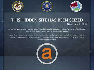 What Drug-Dealing 'Darknet' Sites Have in Common with eBay