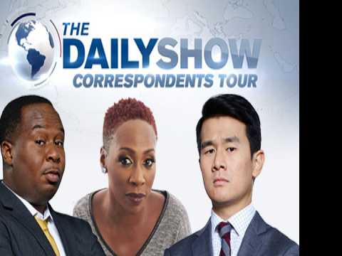 Review :: The Daily Show Correspondents at the Kennedy Center