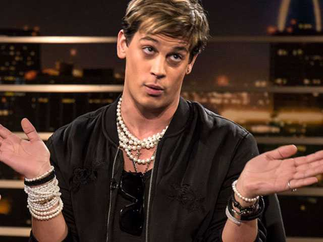 Milo Yiannopoulos on Trump, Ariana Grande and Russia
