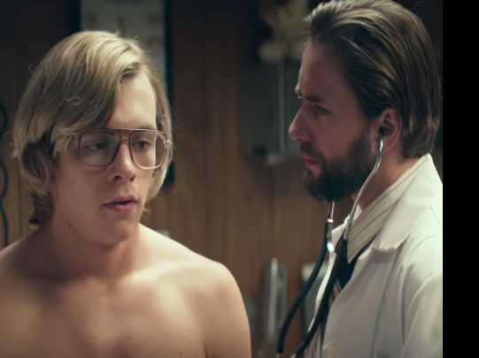 Watch: Teaser for Upcoming Jeffrey Dahmer Film Released