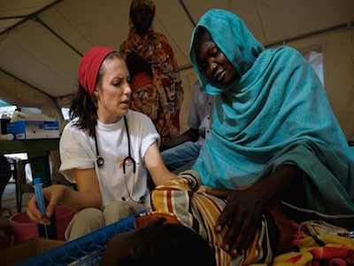 Doctors Without Borders Says New UNAIDS Report Fails Those in West and Central Africa