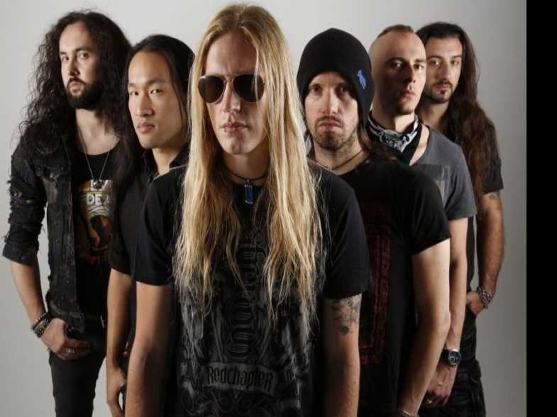 Review :: Dragonforce. Brighton Music Hall. July 22, 2017