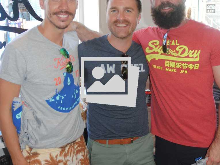 Kiehl's @ Bear Week Provincetown
