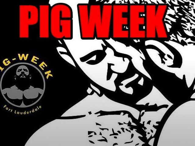 Pig Week Returns to Fort Lauderdale
