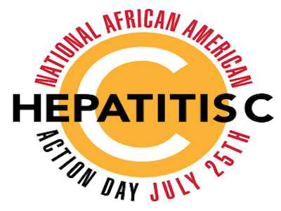 July 25 is National African American Hepatitis C Action Day