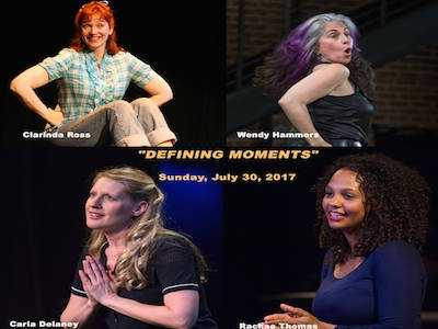 LA Women's Theatre Fest Presents 'Defining Moments'
