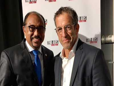 amfAR's Kenneth Cole Launches End AIDS Coalition at 9th International AIDS Conference on HIV Science