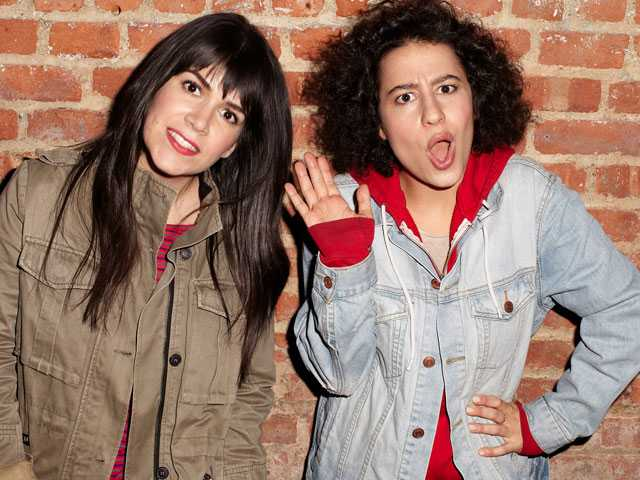 President (Bleep): 'Broad City' Bars Use of Trump's Name