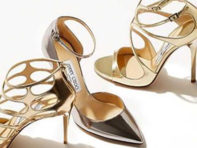 Michael Kors Finds Shoes to Match His Bags with Jimmy Choo