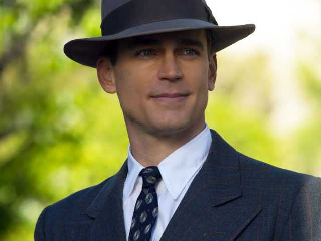 Matt Bomer Plays Haunted Whiz Kid in 'The Last Tycoon'