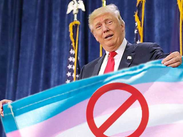 HRC, George Takei & More React to Trump's Military Trans Ban